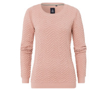 Pullover Trapeze pink