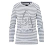 Sweatshirt Cavitate grau