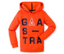 Hoodie Nipper Boys orange Jungen