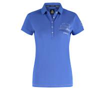 Poloshirt Atse 2 blau