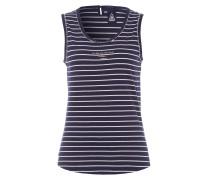 Top Advant stripe blau