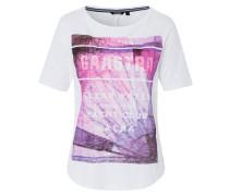 T-Shirt Ashore weiss