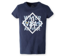 T-Shirt Westerlies Boys blau Jungen
