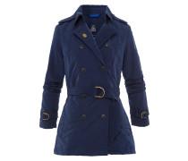 Mantel Ratlines blau