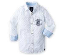 Hemd Keelson Kids blau Jungen