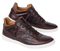 Sneaker Risso braun