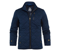 Steppjacke Jones blau
