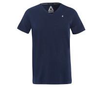 T-Shirt Royal Sea V-Neck blau