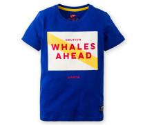 T-Shirt Pinky Boys blau Jungen