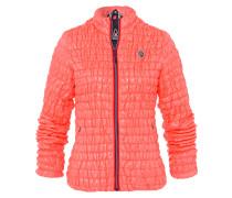 Jacke Wind-Rode Solid pink