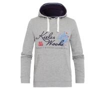 Kieler Woche Hoodie Kasi grau