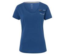 T-Shirt Freight blau