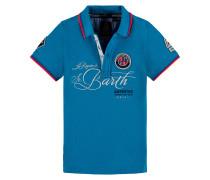 Poloshirt Bravo Boys Jungen blau