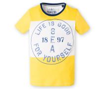 T-Shirt Way Boys gelb Jungen