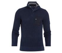 Pullover Plywood blau