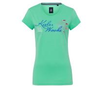 Kieler Woche T-Shirt Kali grün