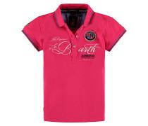 Poloshirt Birgitta Girls Mädchen pink