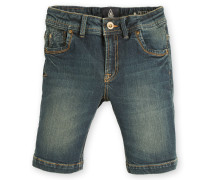 Shorts Cutter Boys Jungen blau
