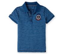 Poloshirt Winchsail Boys Jungen blau