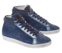 Sneaker Hounds Mid FLT blau