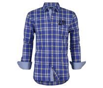 Hemd Tedman blau