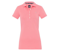 Poloshirt Royal Sea pink