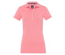 Poloshirt Royal Sea pink