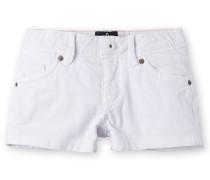 Shorts Leech Alameda Girls Mädchen weiss