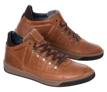 Sneaker Risso Track braun