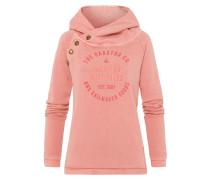 Hoodie Anchorage pink
