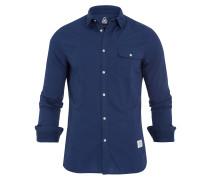 Hemd Backwind blau