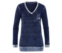 Pullover AJaeju blau