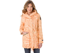 Parka Headway Printed pink