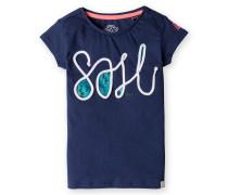 T-Shirt Villa Girls blau Mädchen