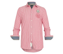 Hemd Block pink