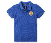 Poloshirt Windshift Boys Jungen blau