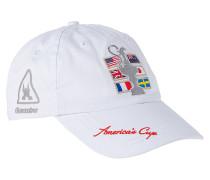 Cap America's Cup weiß