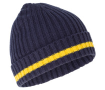 Mütze Oper gelb