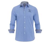 Hemd Bow blau