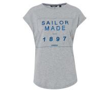 T-Shirt Alidade grau