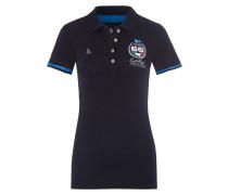 Poloshirt Cento Miglia blau
