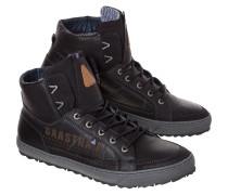 Sneaker Crossjack High schwarz