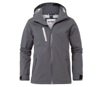 Jacke Key West grau