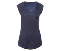 T-Shirt Ary blau