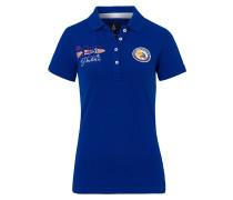 Poloshirt Princesa Polo blau