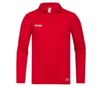 Rugby Shirt Riva rot