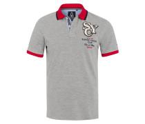 Poloshirt Breech grau