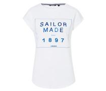 T-Shirt Alidade weiss