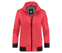 Jacke Sunshine Tech rot