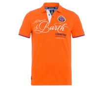 Poloshirt Bernal orange